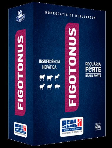 Figotonus - caixa com 24 und. de 600g