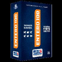 Entero 100 - caixa com 24 und. de 600g