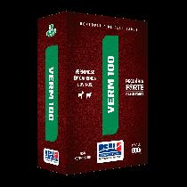 Verm 100 - caixa com 24 und. de 600g