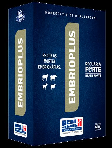 Embrioplus - caixa com 24 und. de 600g